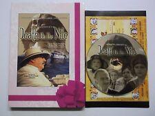 Death on the Nile (DVD, 2008) Agatha Christie w/ Slip Cover RARE Bette Davis