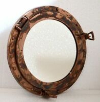 Aluminum Ship Porthole Home Wall Decor Porthole 12 inch Antique Finish Porthole