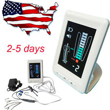 4.5〞 LCD colorful Apex Locator Root Canal Meter for dental lab dentist USA STOCK
