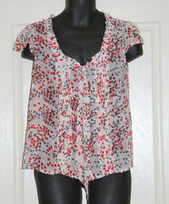 Womens size 14 sheer blouse made by TARGET