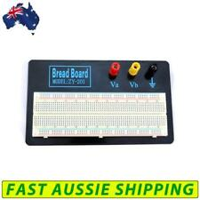 Solderless Breadboard - 830 Tie Points (ZY-201) (PIC/Arduino/AVR + AU Stock)