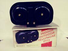 Gc Electronics indoor outdoor telephone phone bell vintage 30-9835