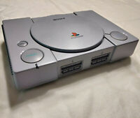 Sony Playstation 1 PS1 Playstaton1 Console controller Bundle tested, cleaned