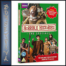 HORRIBLE HISTORIES - THE SPECIALS  **BRAND NEW DVD ***