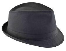 Nero Basic Demanded Cappello Fedora Cappello XL 236ddb14e283