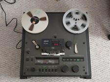Tonbandgerät Akai GX 625 in Schwarz, sehr gut