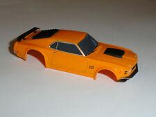 TOMY AFX FORD MUSTANG BOSS 429 HO SLOT CAR BODY MEGA G+ NOS FITS 1.7 NARROW