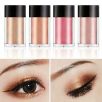 8 Farben Make-up Glitter Lidschatten Schimmer Pigment Lose Pulver Cosmetic T2L0