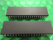2 x CDP1806ACE, CDP1805 CMOS 8-Bit Microprocessor with On-Chip RAM Counter Timer