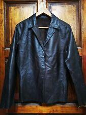 Genuine Raw Leather Jacket