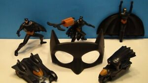 McDonalds The Batman Happy Meal toy set of 6 New in Bags