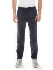 Carrera Jeans - Pantalone per uomo, tinta unita, tessuto gabardina