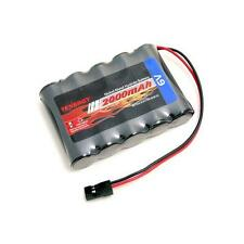Tenergy 6V 2000mAh Side-by-Side RX Receiver NiMH Battery Pack Futaba Hitec JR