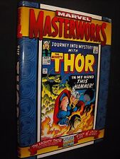 THOR MARVEL MASTERWORKS JOURNEY INTO MYSTERY 111-120 & ANNUAL 1 STAN LEE & KIRBY