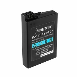 Insten Rechargeable Replacement Battery 1200mAh 3.6V Compatible With Sony PSP...