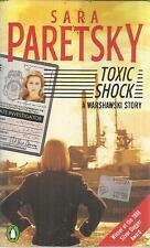 SARA PARETSKY TOXIC SHOCK