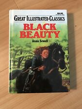 "Black Beauty. ""Great Illustrated Classic"". by Anna Sewell hc/..."