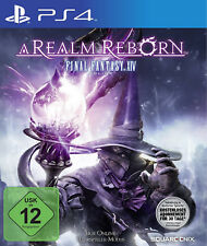 Final Fantasy XIV - A Realm Reborn - Sony PlayStation 4 PS4 - Online Game