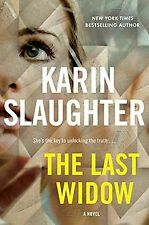 Last Widow, The: A Novel (Will Trent, Band 9) by Slau... | Book | condition good