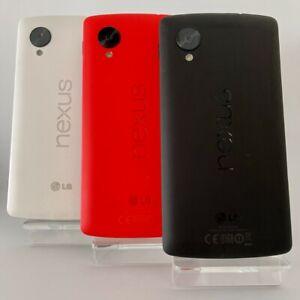 LG Nexus 5 16GB 32GB Unlocked Black White Red Android Smartphone Mobile |  Good