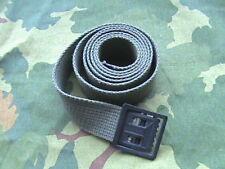 """Vietnam War Uniform Web Belt Olive Drab #7  ( 1 1/4 """" x 54"""")"""