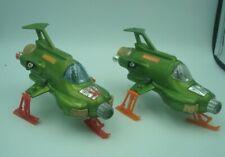 DINKY TOYS 351 SPACE 1999 UFO INTERCEPTOR (2 VARIATIONS) NO ROCKETS