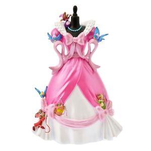 IN HAND!! Disney Store JAPAN 2021 Figure Cinderella Pink Dress Revival