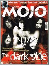 Mojo Magazine No.70 September 1999 MBox958 The Dark Side - Miles Davis - Santana