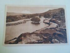 Vintage Nostalgic Postcard THE TARN, ILKLEY Unposted J.V. 77925   §A1550