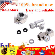 New listing Cylinder Refill Connector Fitting Adapter Co2 Homebrew Kit High Quality Fashion