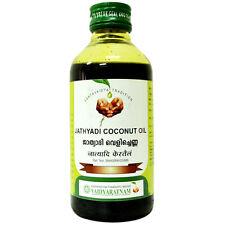 Vaidyaratnam Jathyadi Kera /Coconut Thailam