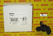Porsche Camshaft Position Sensor - BOSCH - 0232103092 - NEW OEM Cam Shaft Sensor