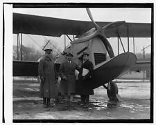 Amphibian plane,Major Clagett,General Mitchell,Grover Loe.,1/19/25,1925 8555