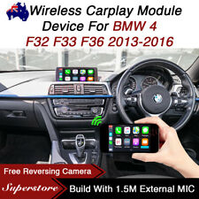Wireless Apple Carplay Android Auto Module Device For BMW 4 F32 F33 F36