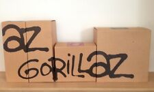 ORIGINAL Gorillaz Black Series - Kidrobot *NEVER OUT OF BOXES* not Superplastic