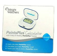 Weight Watchers Points Plus Calculator WW Points+ Tracker Tested Works