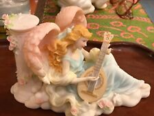 Roman Inc Seraphim Juliette Gift Of Music Statue Limited Edition