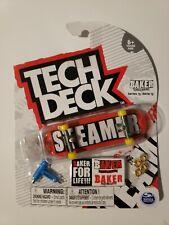 Tech Deck Baker Steamer Skateboard Rare Series 13 Fingerboard Toy (B3)