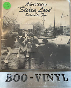 "MOD 7""- ADVERTISING - STOLEN LOVE / SUSPENDER FUN  1977 UK EMI EX / VG"