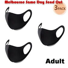 3X Material Washable Face Mask Melbourne in Stock