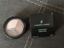 VINCENT LONGO Trio Eyeshadow Ombré - EASY RIDER - New in Box (Bronze & Browns)