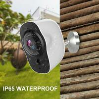 Battery Powered Security Camera 1080P HD IP66 Rechargeable WiFi Security Camera