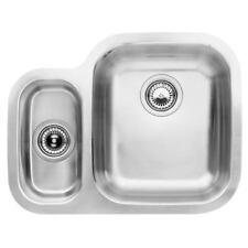 Blanco Stainless Steel Essential Undermount 1.5 Bowl Sink BL453665