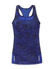 NWT Athleta stardust spinnerette tank light blueberry SIZE XS #930138 V729