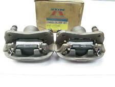 Autoline C5706061 Remanufacutred Disc Brake Caliper Set - Front