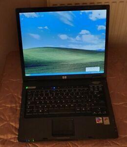 """HP Compaq NC6120 15"""" Laptop, Intel Pentium M 750 @1.86, 60GB HDD, 1GB RAM, WinXP"""