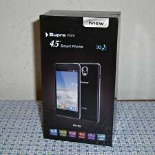 "New iView Supra Mini M45 4.5"" 2G/3G Android Smartphone - Black"