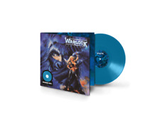 Warlock  Triumph and Agony (Ltd. Blau Transparent) LP - original verpackt - Neu