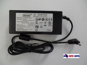 Atron AC POWER ADAPTER KPL-040F 100-240V INPUT 50/60Hz 1.7A  OUTPUT +12.0V-3.33A