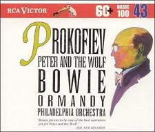 , Prokofiev: Peter and the Wolf; Britten: Young Person's Guide to the Orchestra;